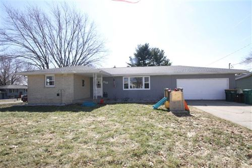Photo of 912 Mildred Ave, Edgerton, WI 53534 (MLS # 1879227)