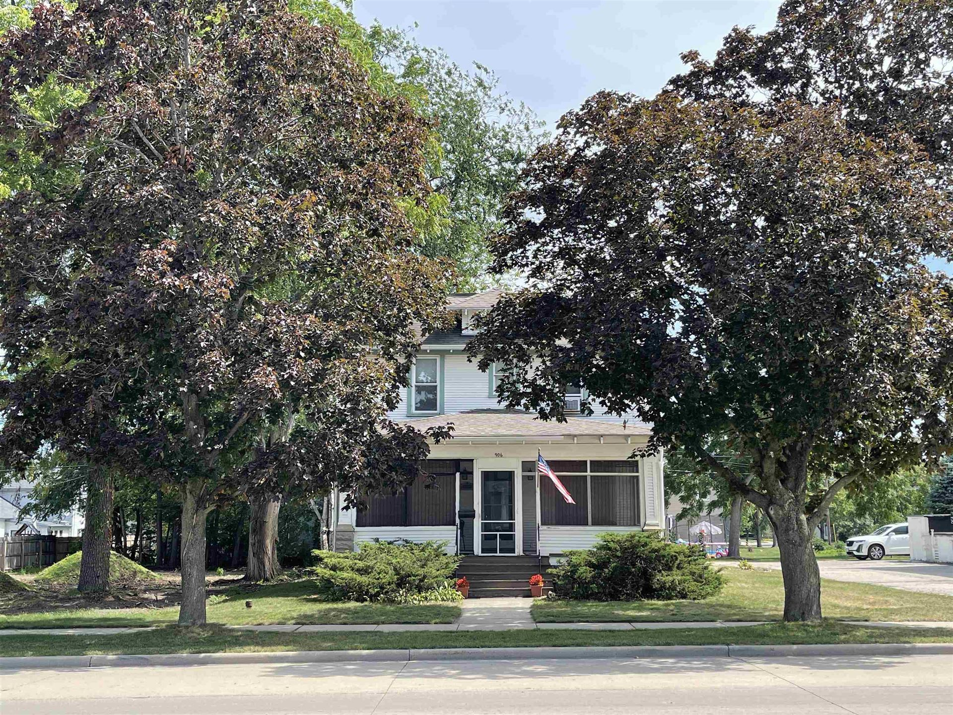 906 1st Center Ave, Brodhead, WI 53520 - #: 1918232