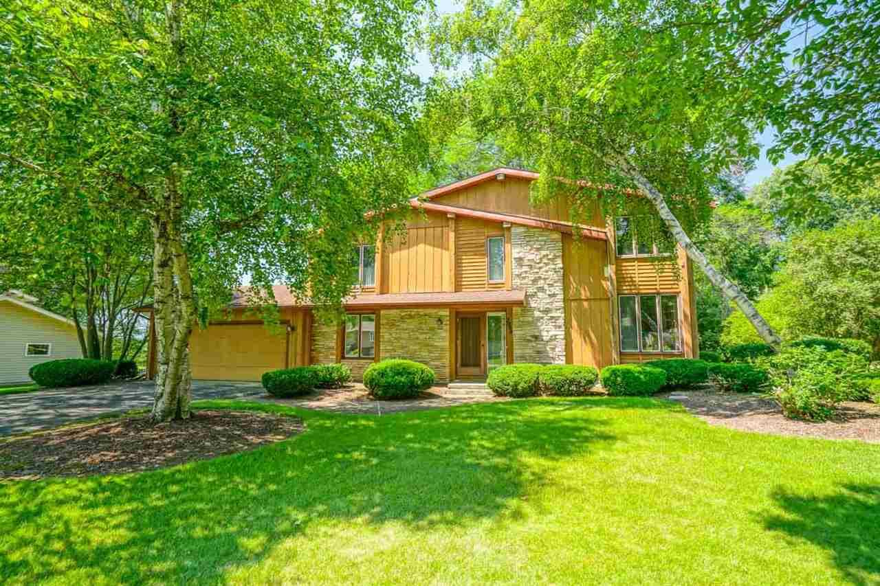 7099 S Hill Rd, De Forest, WI 53532 - #: 1913233