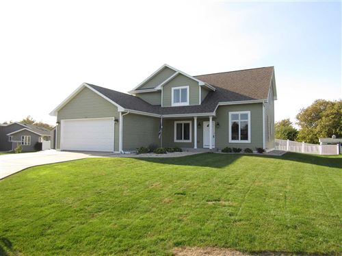 Photo of 1613 Heather Ct, Janesville, WI 53546 (MLS # 1895234)