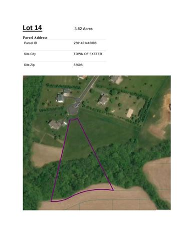 Tiny photo for Holly Ln, Belleville, WI 53508 (MLS # 1909234)