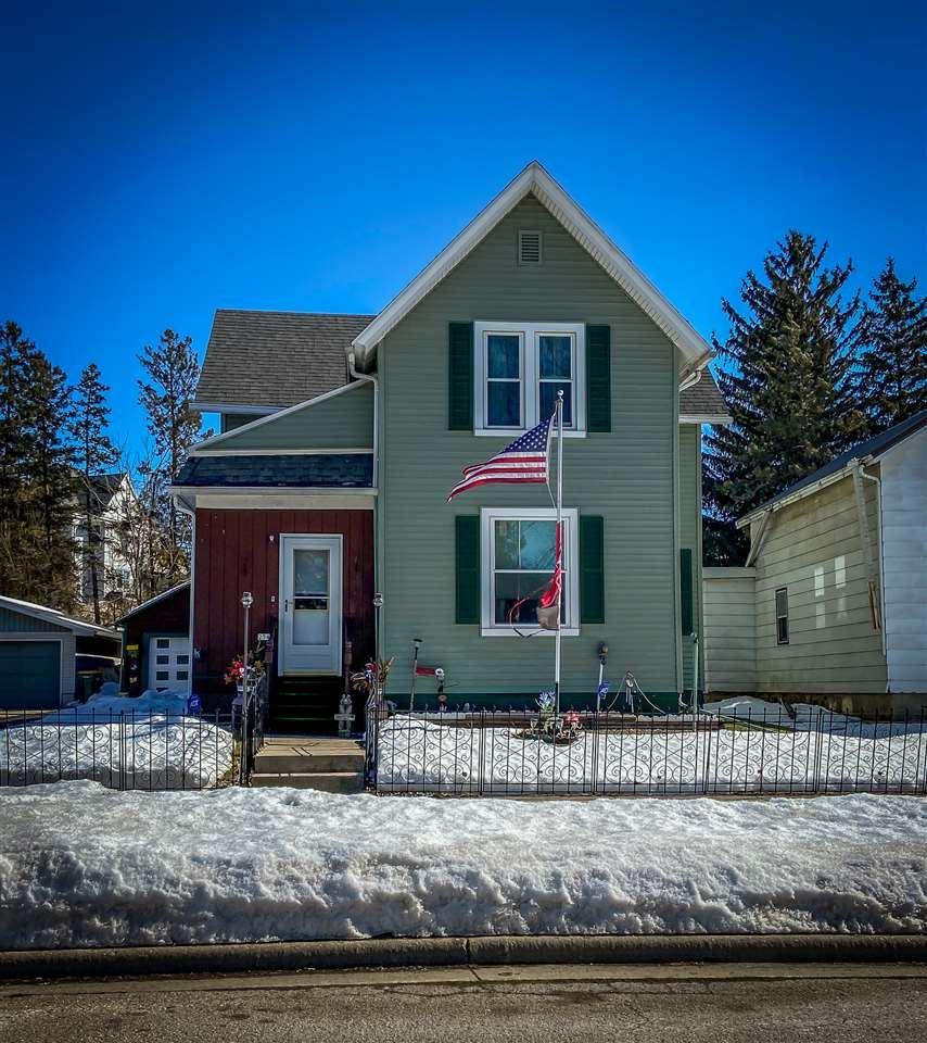 254 West St, Juneau, WI 53039 - #: 1903235