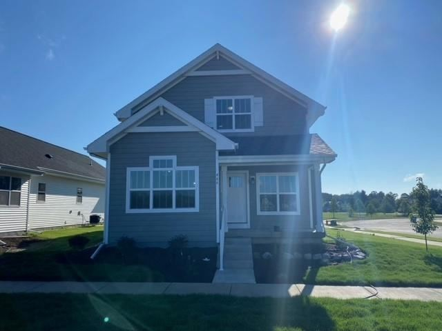 466 Peterson Tr, Oregon, WI 53575 - #: 1904236