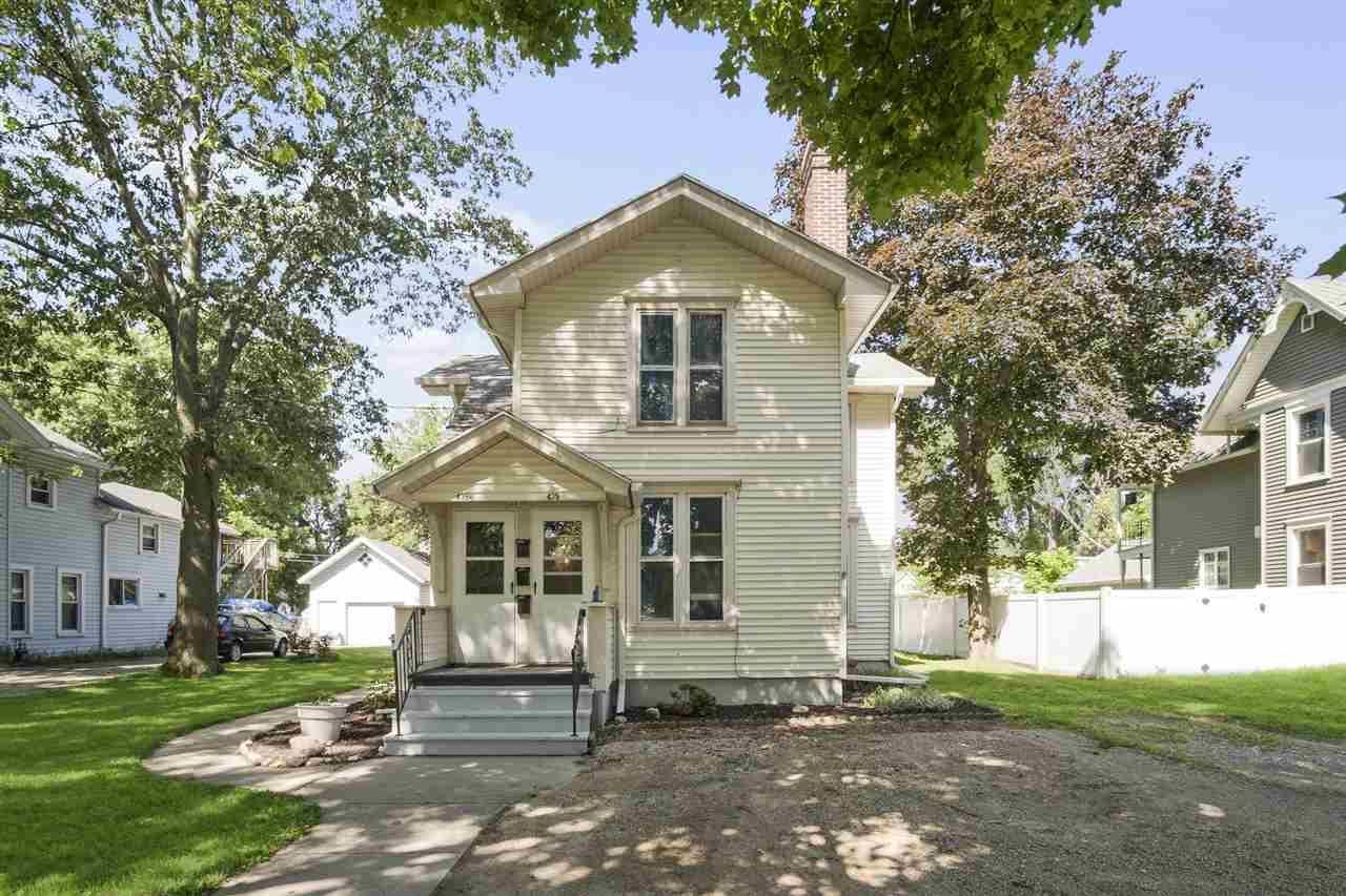 435 N Terrace St, Janesville, WI 53548 - #: 1864238