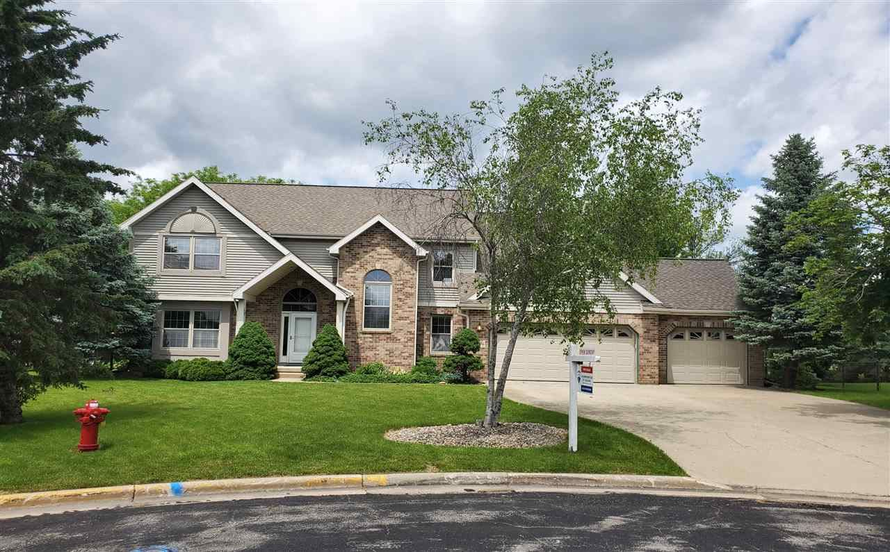 5404 Calico Ct, McFarland, WI 53558 - #: 1878245
