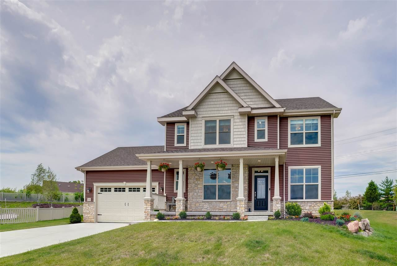 5040 Frost Aster Ct, McFarland, WI 53558 - #: 1888246