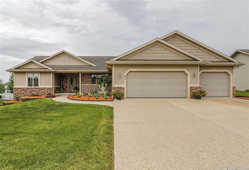856 Tower Hill Dr, Milton, WI 53563 - MLS#: 1866247