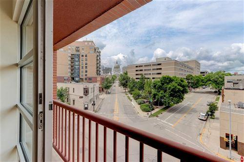 Photo of 155 E Wilson St #404, Madison, WI 53703 (MLS # 1914253)