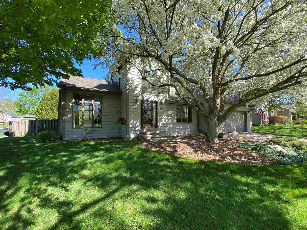 421 N High Point Rd, Madison, WI 53717 - #: 1884254