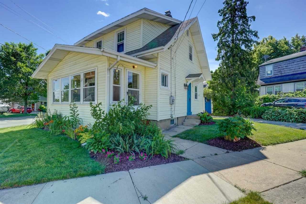 405 Welch Ave, Madison, WI 53704 - #: 1912254