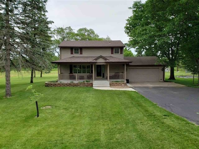 3619 S COUNTY ROAD D, Janesville, WI 53548-9223 - #: 1875255