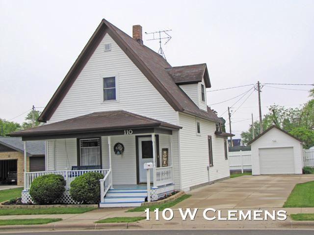 110 W Clemens, Cuba City, WI 53807 - #: 1909256