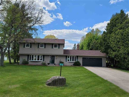 Photo of 6515 Gina Ln, DeForest, WI 53532 (MLS # 1909259)