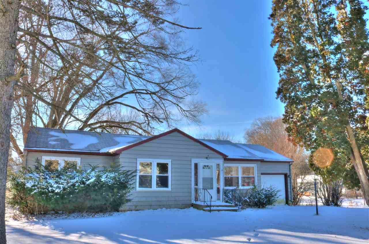1608 E Road 1, Edgerton, WI 53534 - MLS#: 1874260