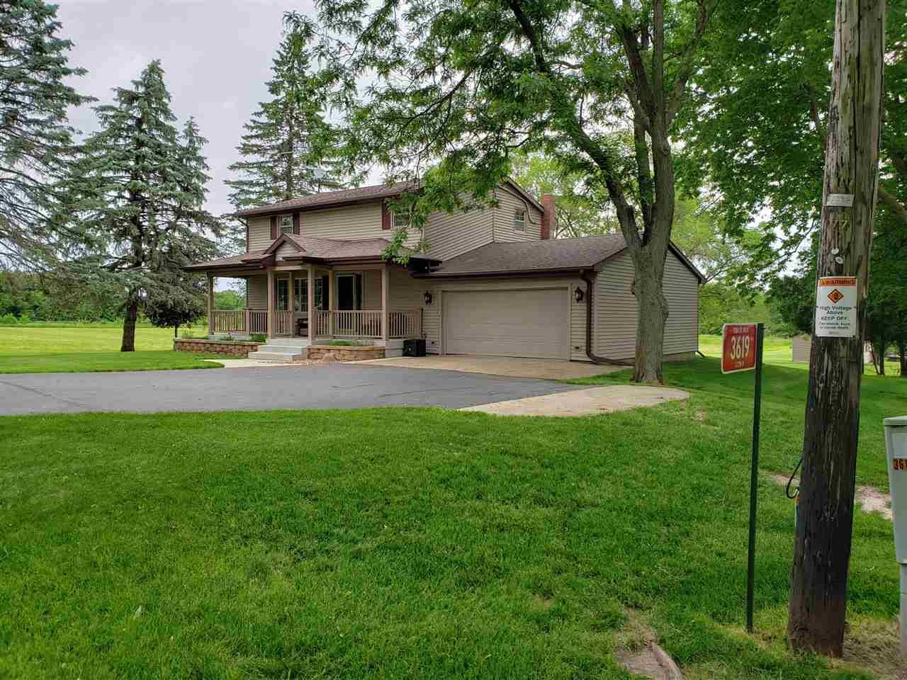 3619 S COUNTY ROAD D, Janesville, WI 53548-9223 - #: 1875260