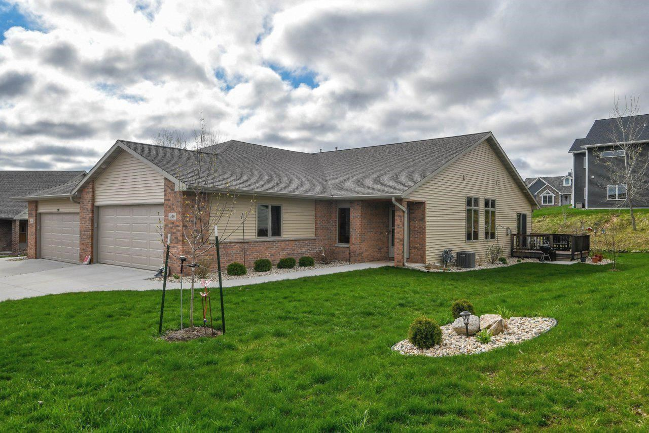 240 Heritage Dr, Fort Atkinson, WI 53538 - #: 374262