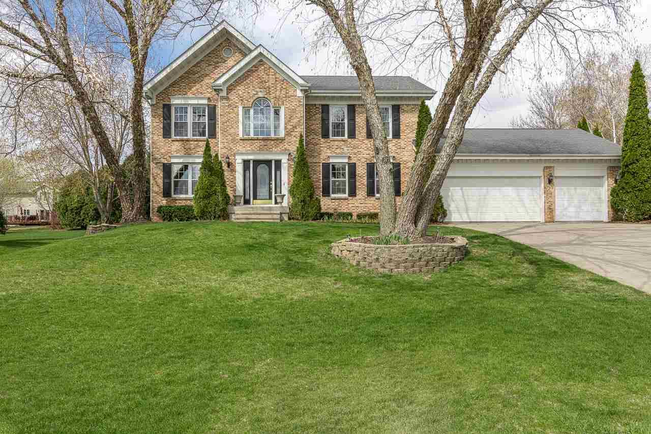 3029 Bosshard Dr, Fitchburg, WI 53711 - #: 1908263