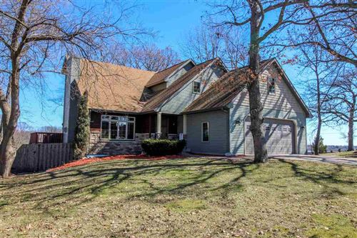 Photo of 606 Drumlin Tr, Cambridge, WI 53523 (MLS # 1877265)
