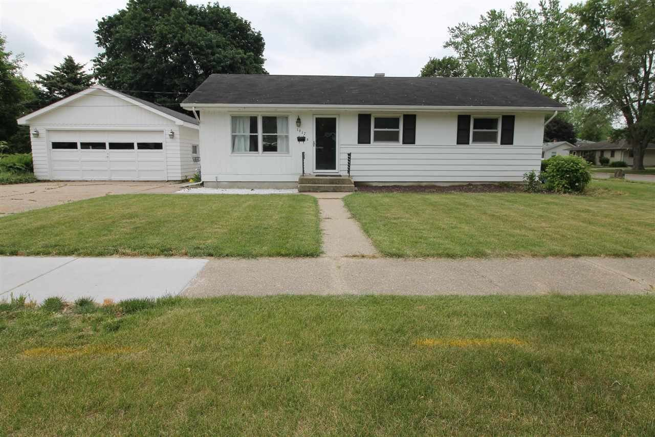 1917 Purvis Ave, Janesville, WI 53548 - #: 1911265