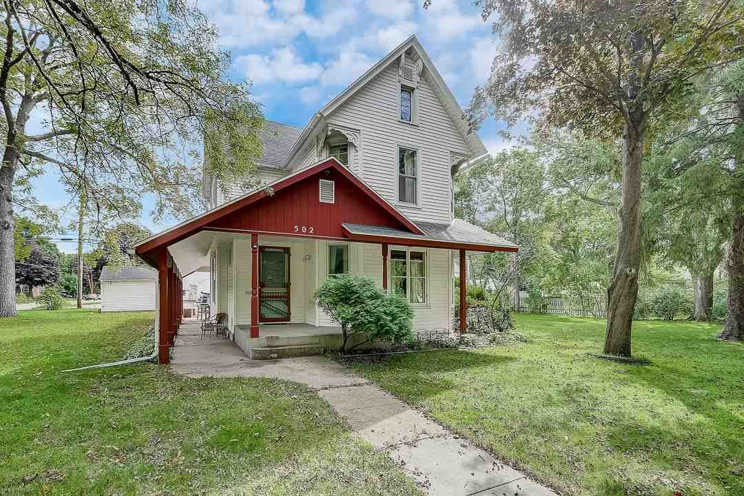 502 John Adams St, Sauk City, WI 53583 - #: 1894267