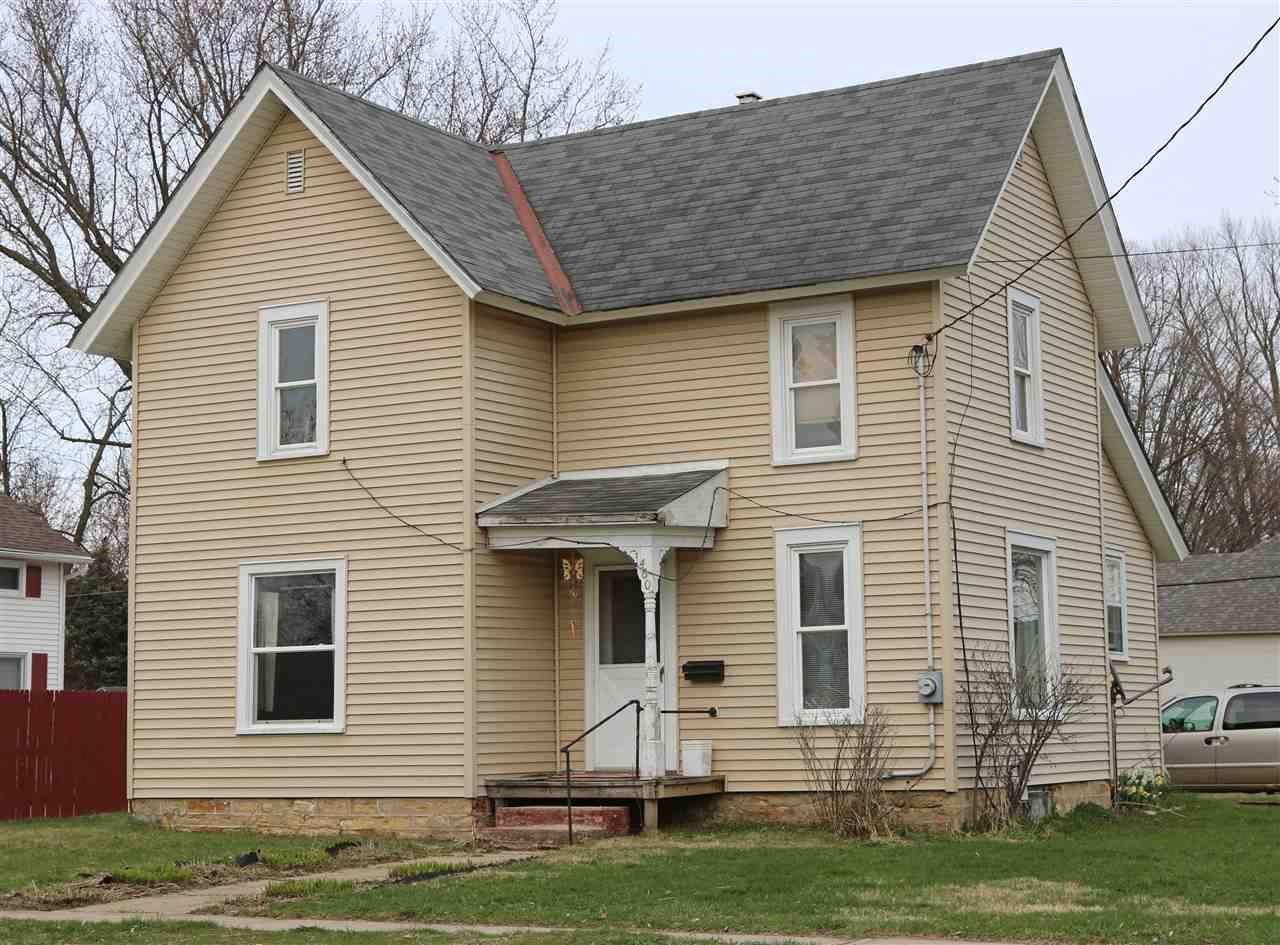 460 Almeron St, Evansville, WI 53536 - #: 1882274