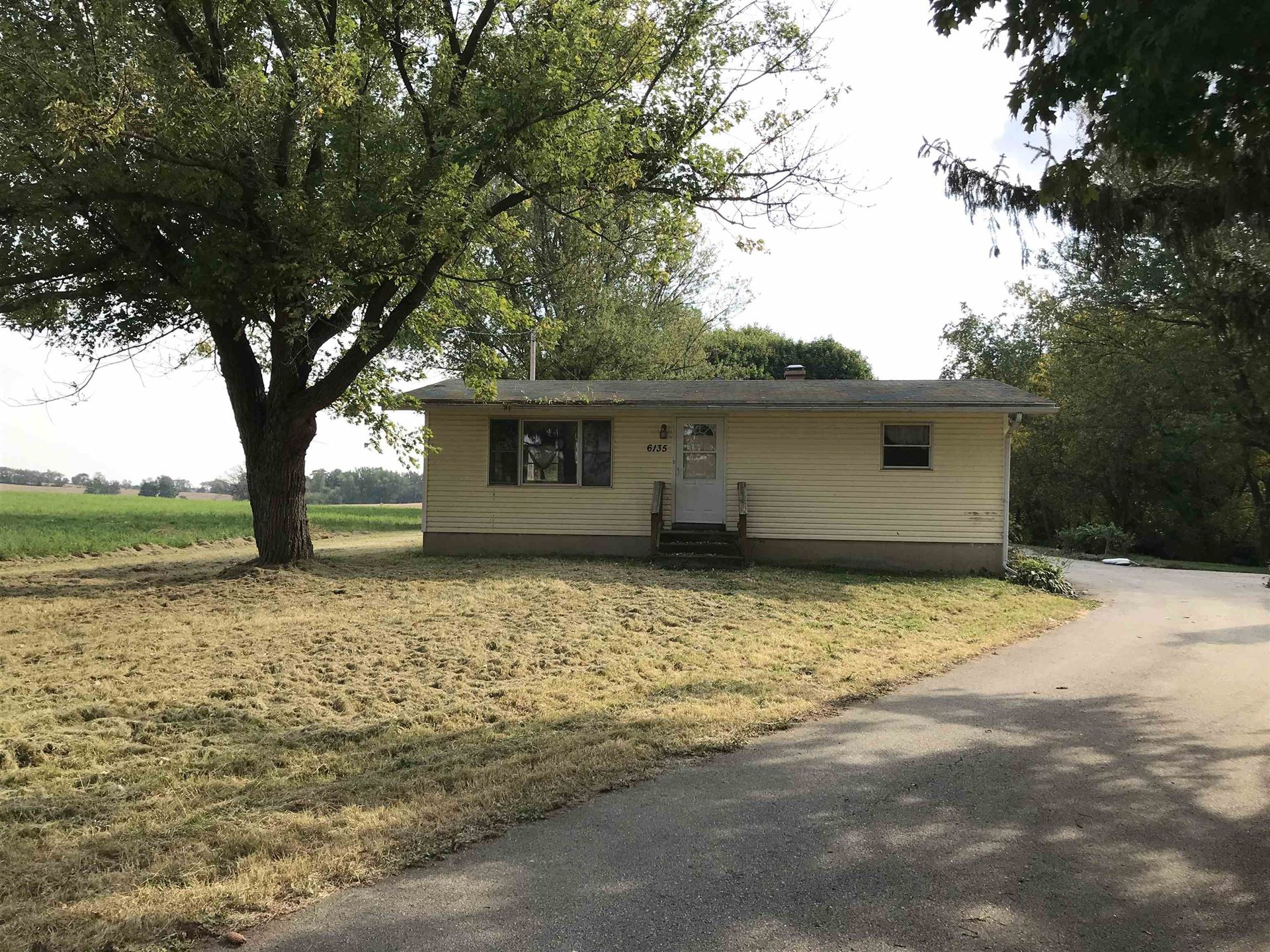 6135 County Road M, Fitchburg, WI 53575 - #: 1921278