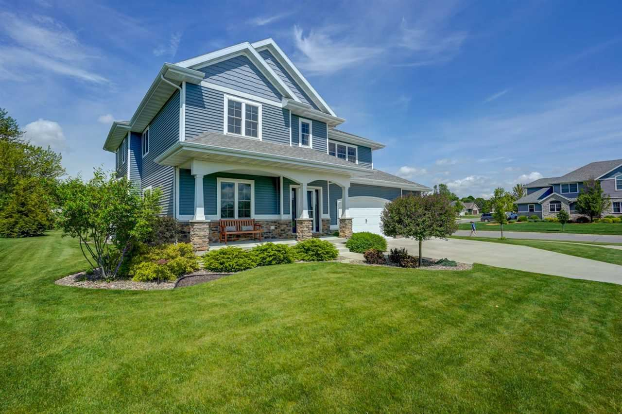 808 Smithland Ln, Cottage Grove, WI 53527 - #: 1884284