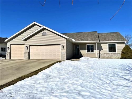 Photo of 496 Dahl Dr, DeForest, WI 53532 (MLS # 1903291)