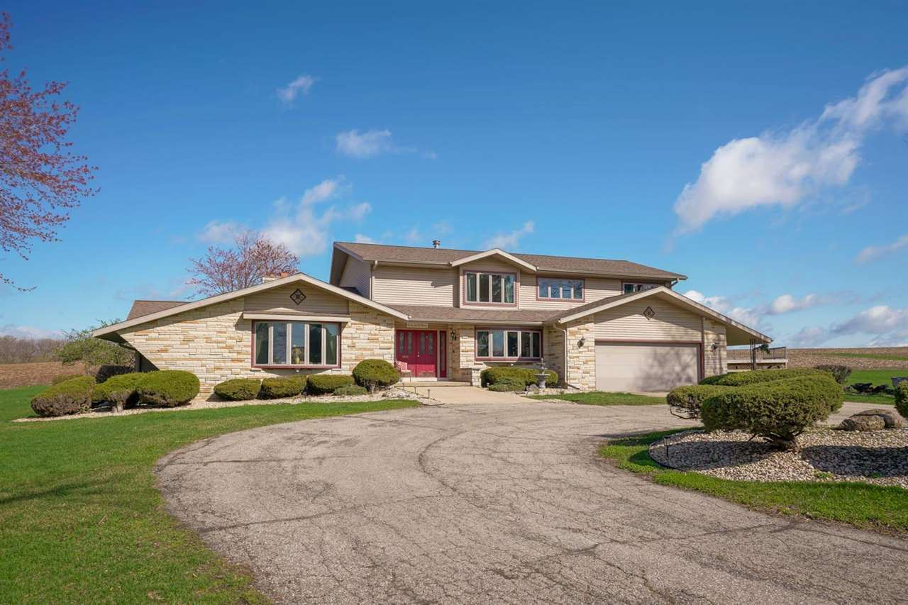 6146 County Road K, Waunakee, WI 53597 - #: 1900297