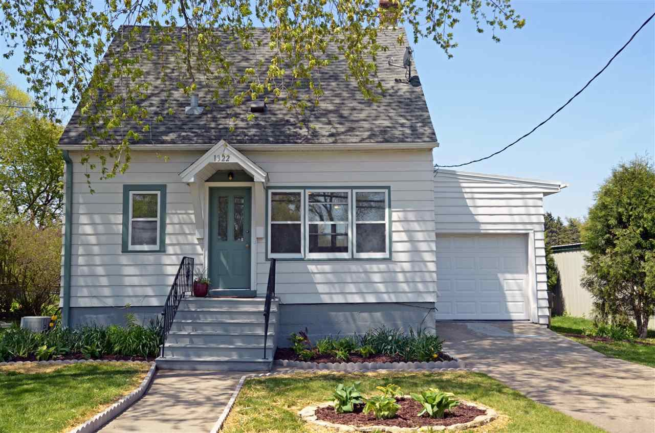 1322 Packers Ave, Madison, WI 53704 - #: 1883300