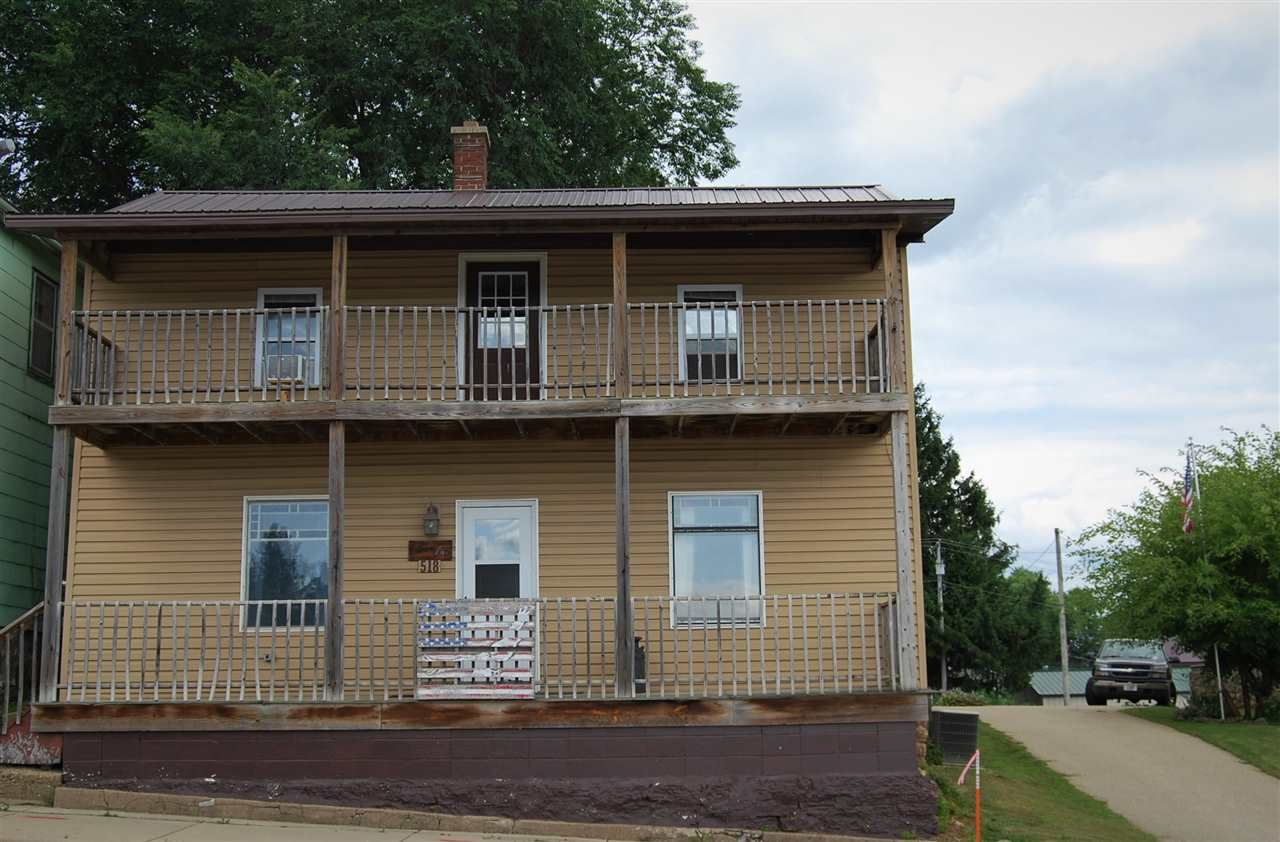 518 Main St, Highland, WI 53543 - MLS#: 1890303