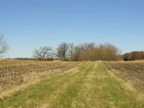 Photo of 10 Acres County Road CW, Watertown, WI 53098 (MLS # 1898307)
