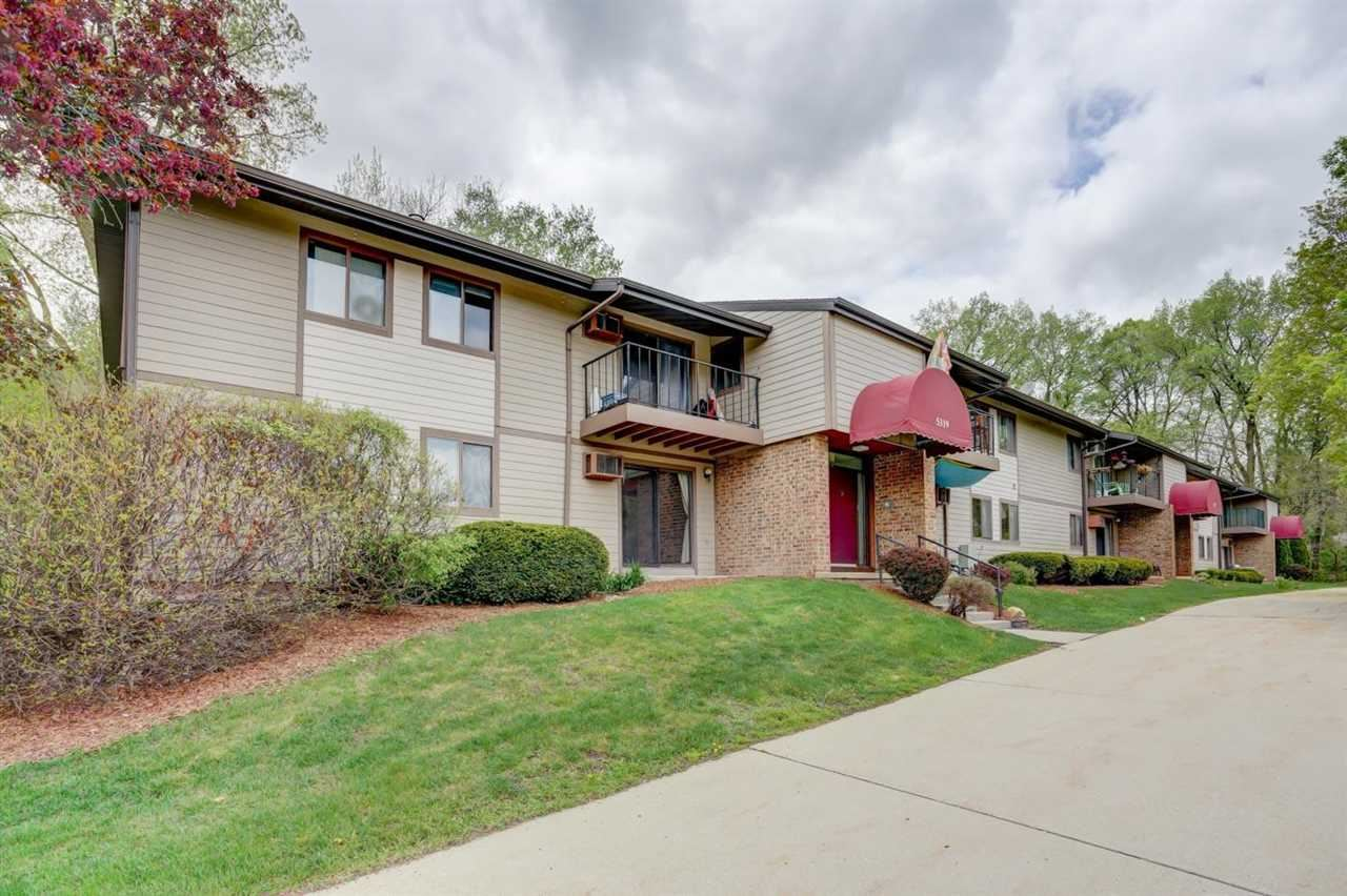 5319 Brody Dr #101, Madison, WI 53705 - #: 1908315