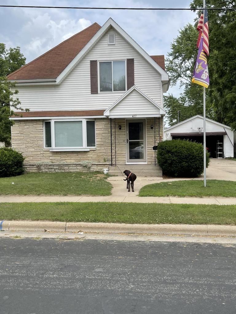 417 East St, Fort Atkinson, WI 53538 - #: 376317