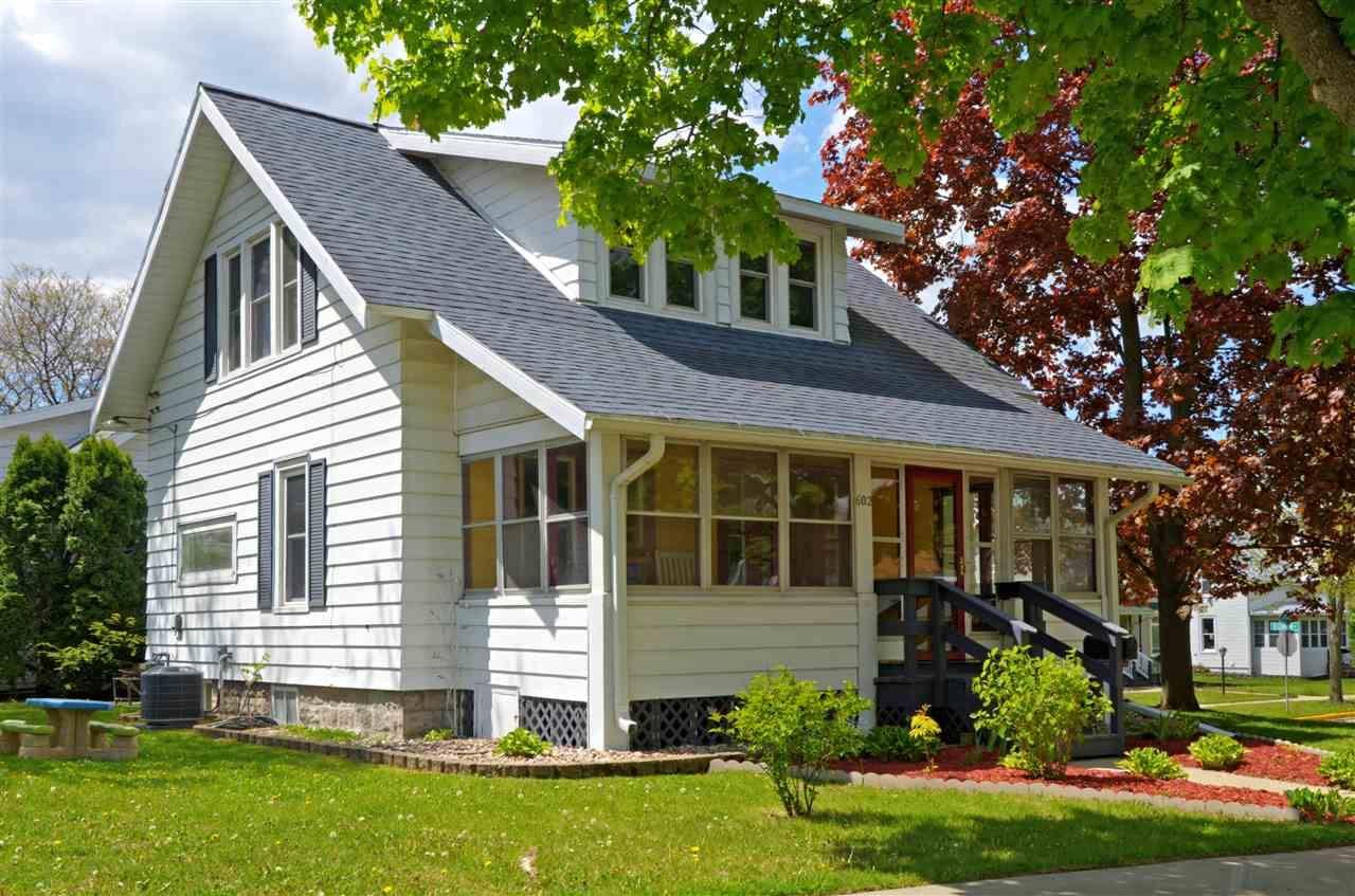 602 Mound St, Baraboo, WI 53913 - #: 1909321