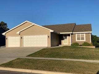Photo of 4970 Overlook Dr, Milton, WI 53563 (MLS # 1892323)