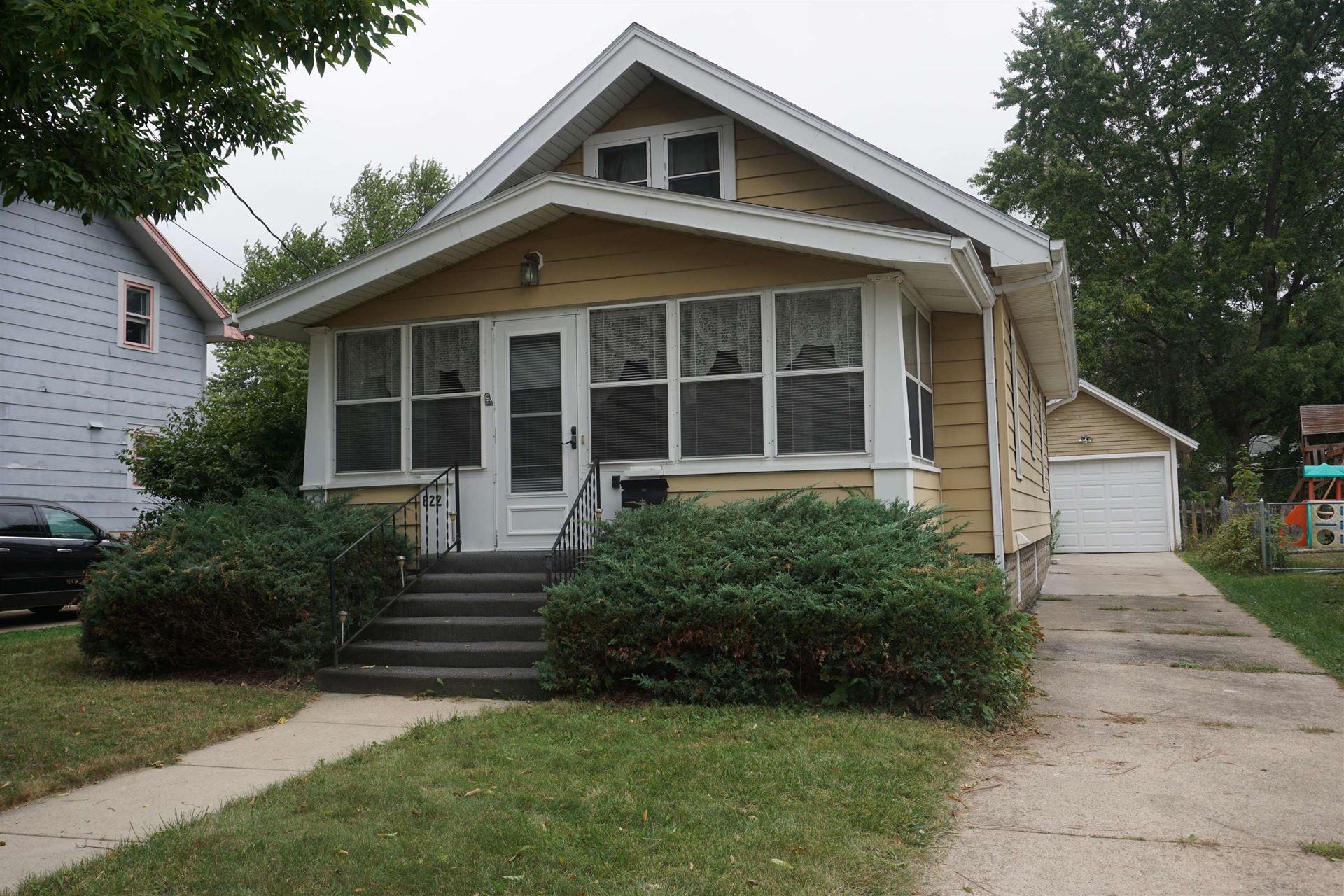 822 Garfield Ave, Beloit, WI 53511 - #: 1920325