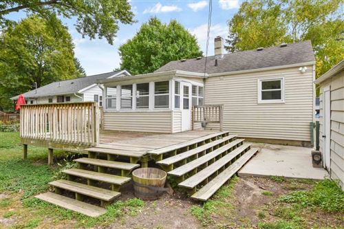 Tiny photo for 5522 Gettle Ave, Madison, WI 53705 (MLS # 1920327)