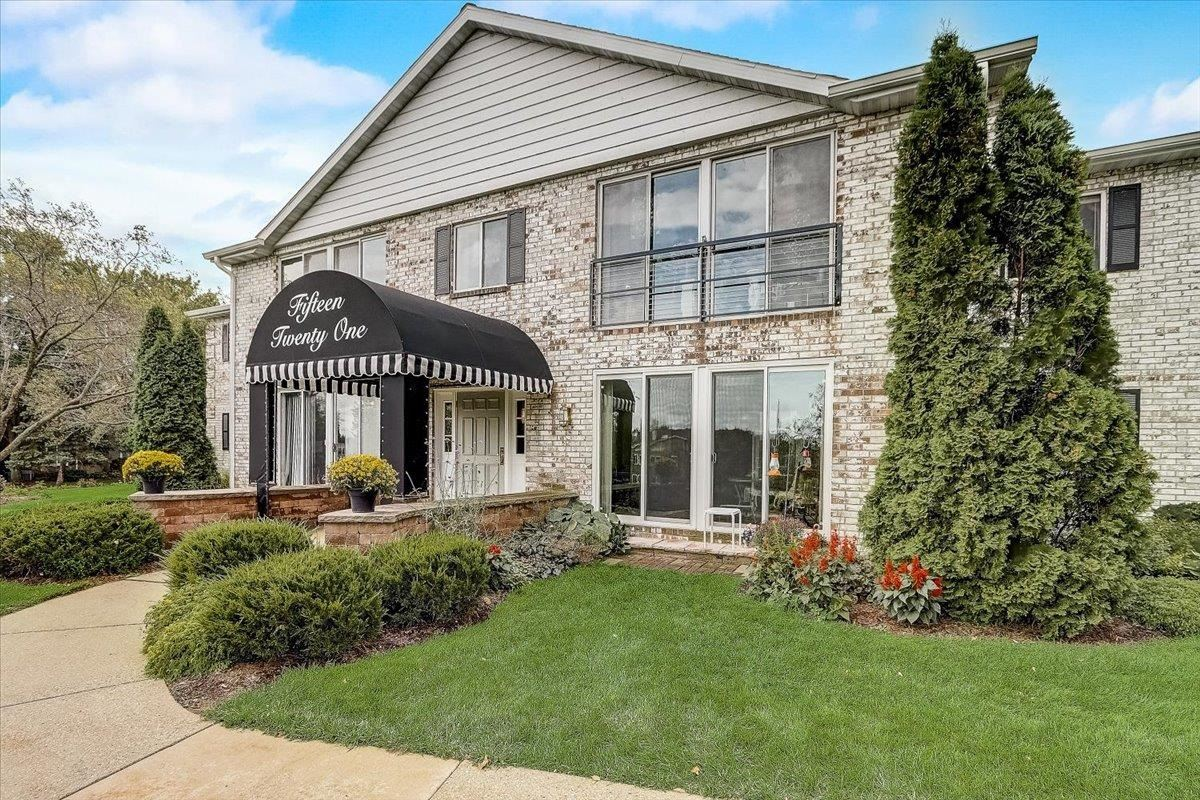 1521 Golf View Road #D, Madison, WI 53704 - #: 1920328