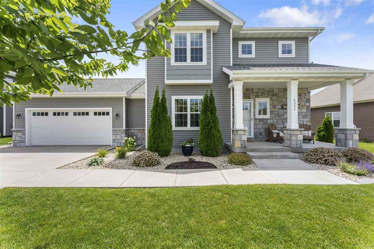 4377 Snowy Ridge Tr, Windsor, WI 53598 - MLS#: 1887330