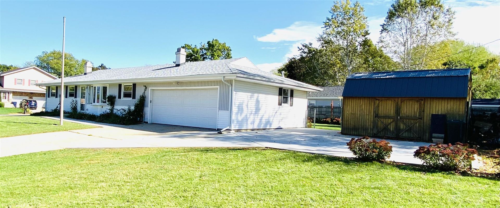 2109 River View Dr, Janesville, WI 53546 - #: 1922330