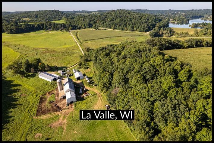 E2906 N Dutch Hollow Rd, La Valle, WI 53941 - #: 1918332