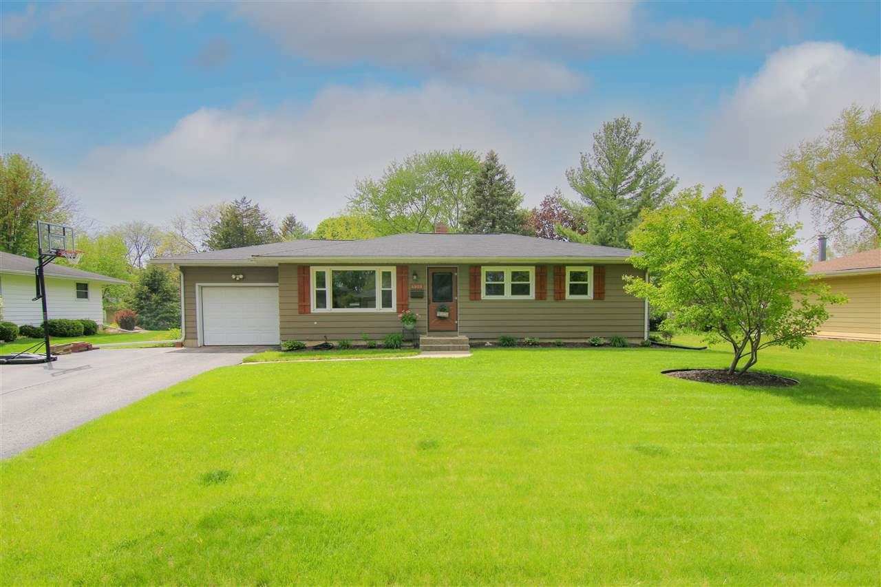 4909 Maher Ave, Madison, WI 53716 - MLS#: 1909334