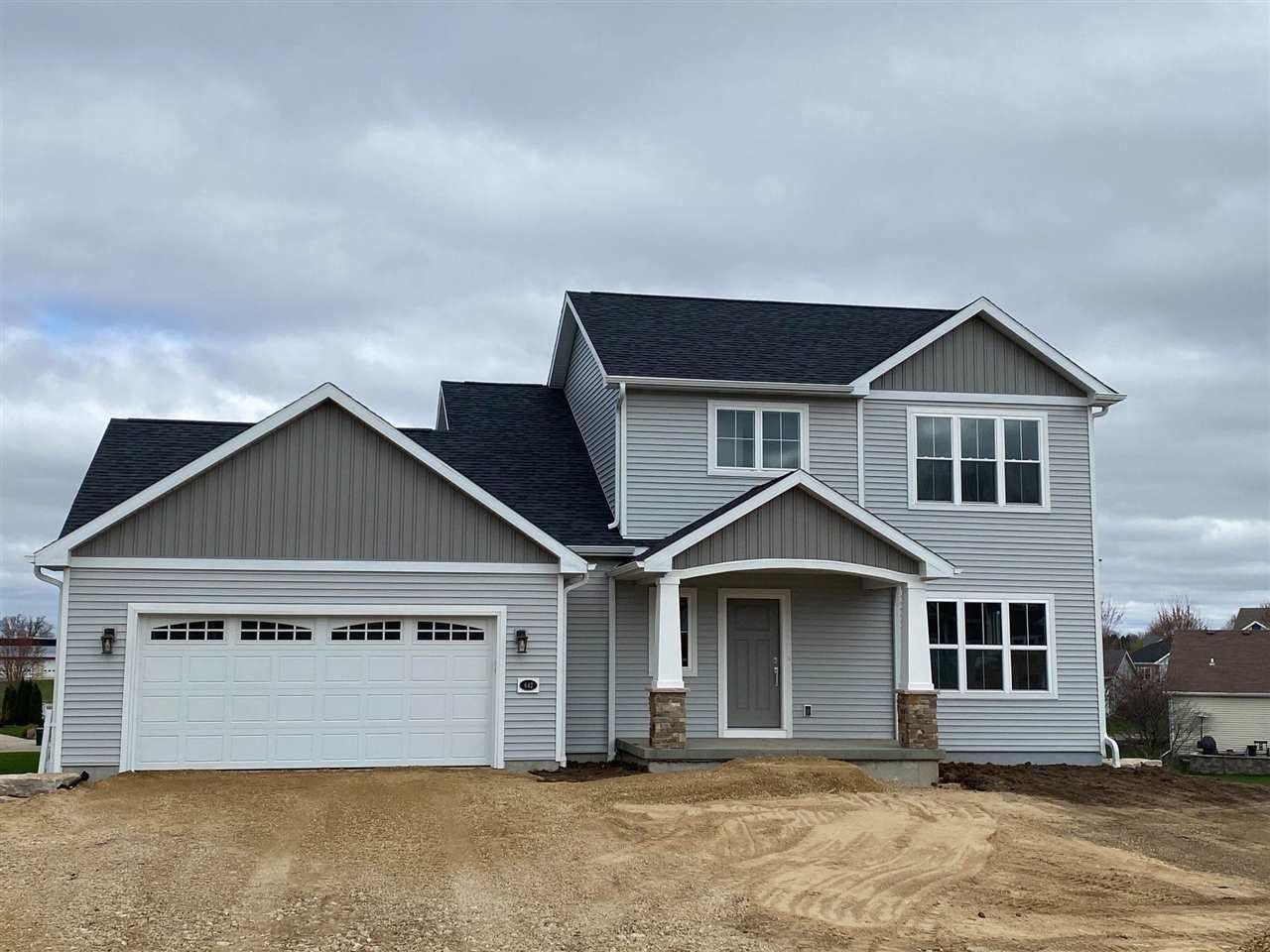 Photo for 1904 Three Wood Dr, Mount Horeb, WI 53572 (MLS # 1909335)