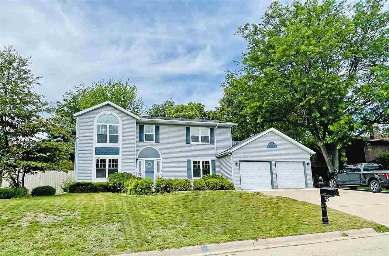 2633 22nd Ave, Monroe, WI 53566 - #: 1912337