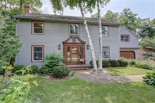 Photo of 4129 Council Crest, Madison, WI 53711 (MLS # 1887343)