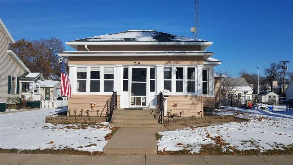 214 5th Ave, Baraboo, WI 53913 - MLS#: 1872343