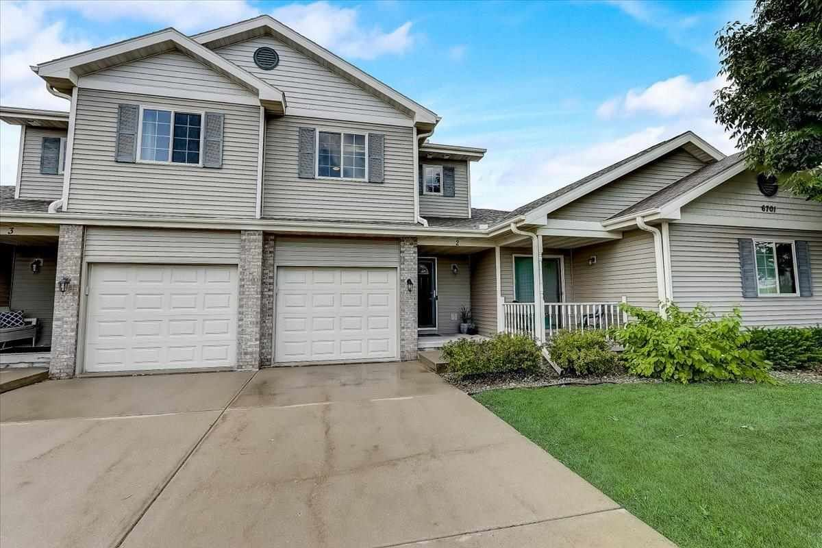 6701 Reston Heights Dr #2, Madison, WI 53718 - #: 1915344