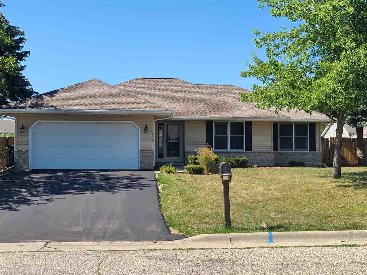 3824 Pintail Dr, Janesville, WI 53546 - #: 1916344