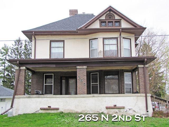 265 N 2ND ST, Platteville, WI 53818 - #: 1882345